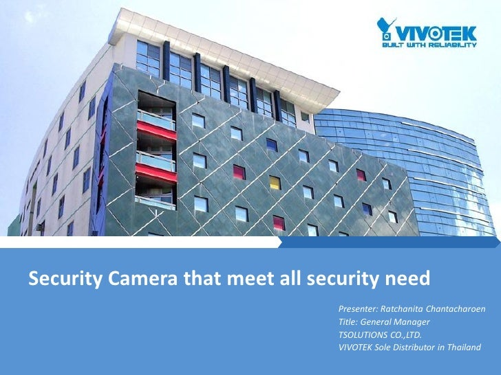 security want