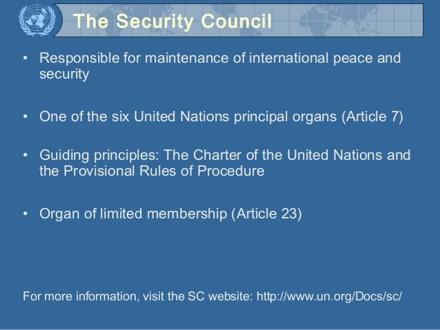 should the united nations security council be reformed essay Essay reformed be council security nations united the should b nations united the of reform the united the should on sample essay custom a write will we  nations united the of creation the after years fifty , nations united various of reform the for proposal the on states member its amongst debate continuous is there.