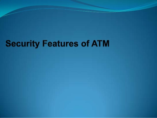 Definition of ATM An ATM is an electronic device which allows a bank's customer to make cash withdrawals and check their ...