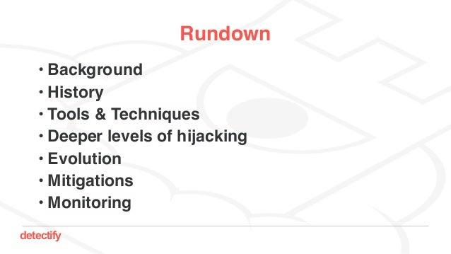 DNS hijacking using cloud providers – No verification needed Slide 3