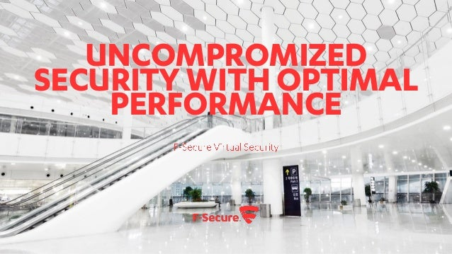 UNCOMPROMIZED SECURITY WITH OPTIMAL PERFORMANCE