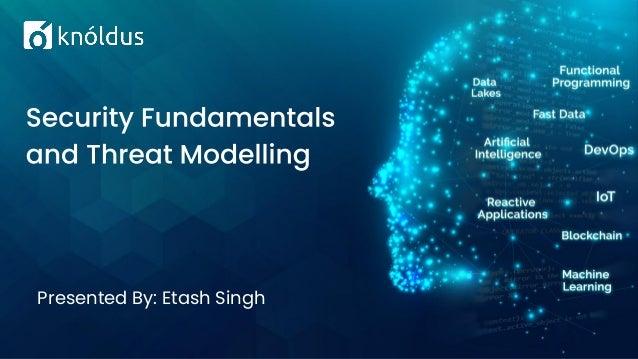 Presented By: Etash Singh