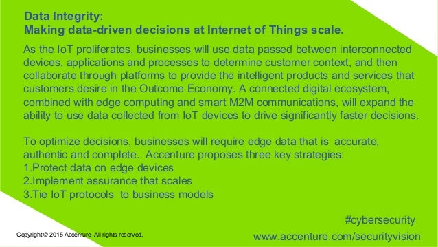 As the IoT proliferates, businesses will use data passed between interconnected devices, applications and processes to det...