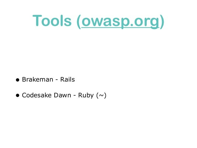 ZAProxy • OWASP Zed Attack Proxy Project • Open source