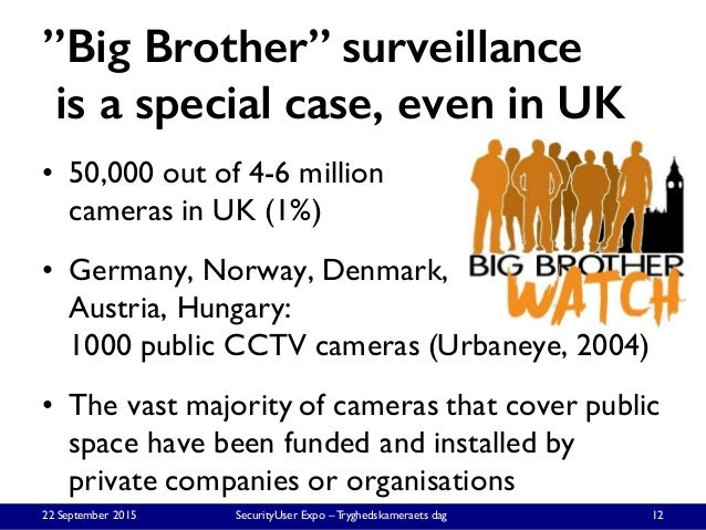 effects of cctv as a surveillance This post looks at the impact of the gdpr privacy rules, looking at its impact on digital performance, how it is being implemented and how to ensure compliance.