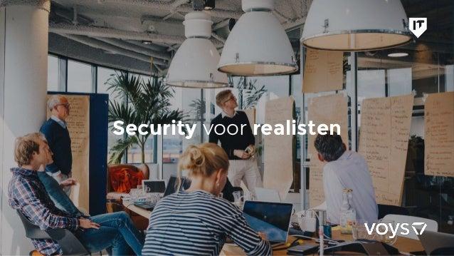 Security voor realisten