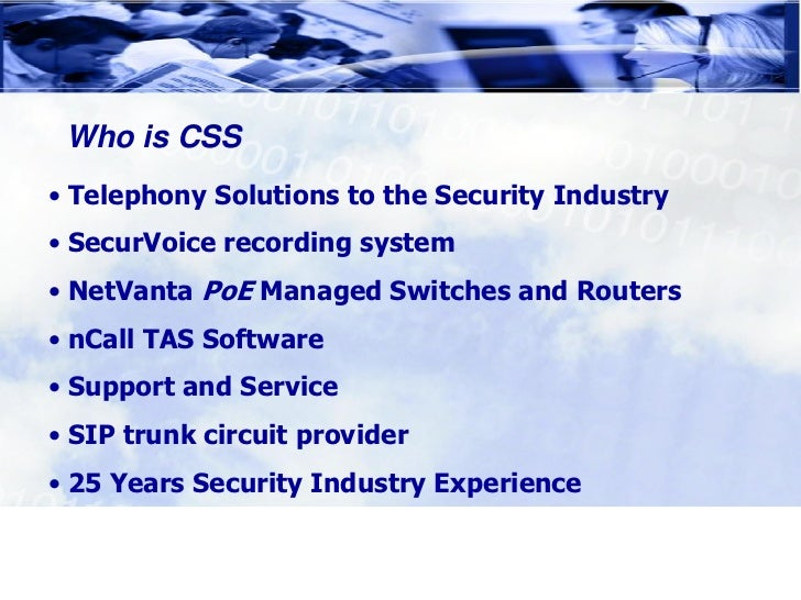 SecurVoice Call Recording Slide 2