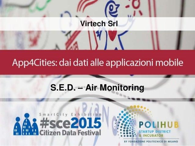 Virtech Srl S.E.D. – Air Monitoring