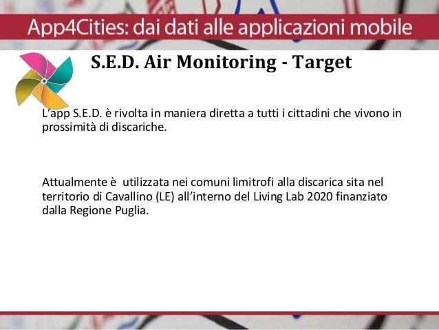 S.E.D. Air Monitoring Slide 3