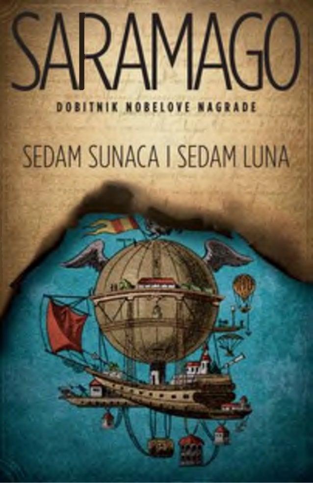 D O B I T N I K N O B E L O V E N A G R A D E SEDAM SUNACA I SEDAM LUNA Preveo s portugalskog Dejan Tiago Stanković Laguna