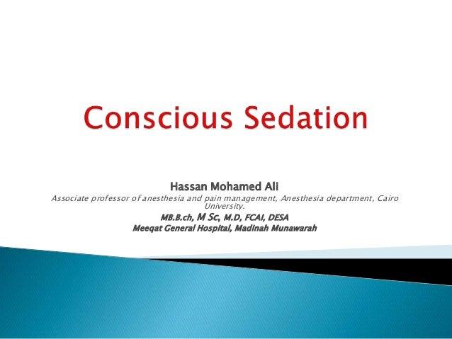 Sedation Slide 2