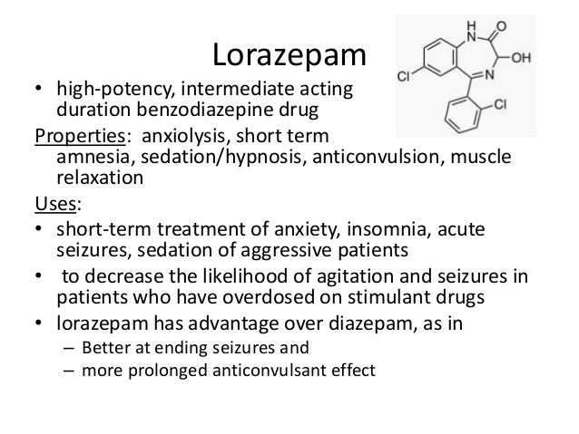 anyone taking lorazepam for insomnia?