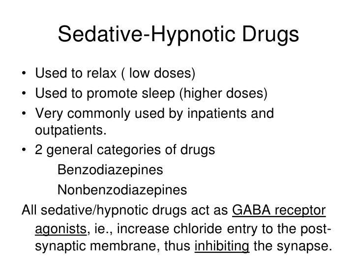 Sedating anti psychotics for anxiety