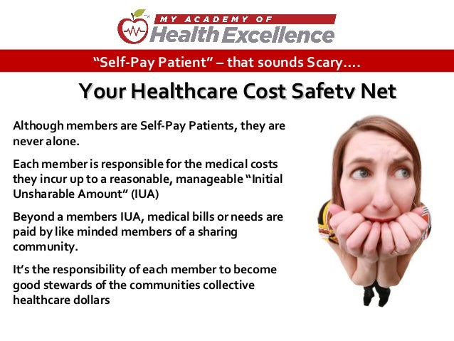 My Academy Of Health Excellence Individual Health Insurance Alterna