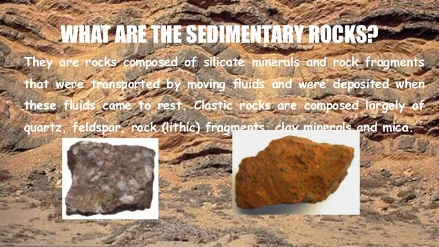 notes on sedementary rocks Comprehensive revision notes for sedimentary metamorphic igneous rocks when the magma cools it solidifies to form igneous rock igneous rocks are.