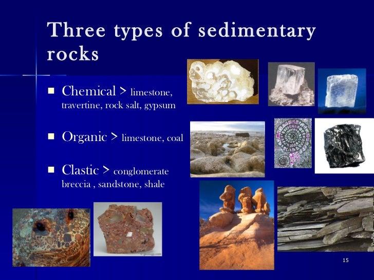Sedimentary Rocks 2011 copyright