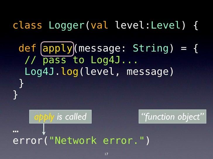 "Infix Operator Notation                                             ""hello"" + ""world""                                      ..."