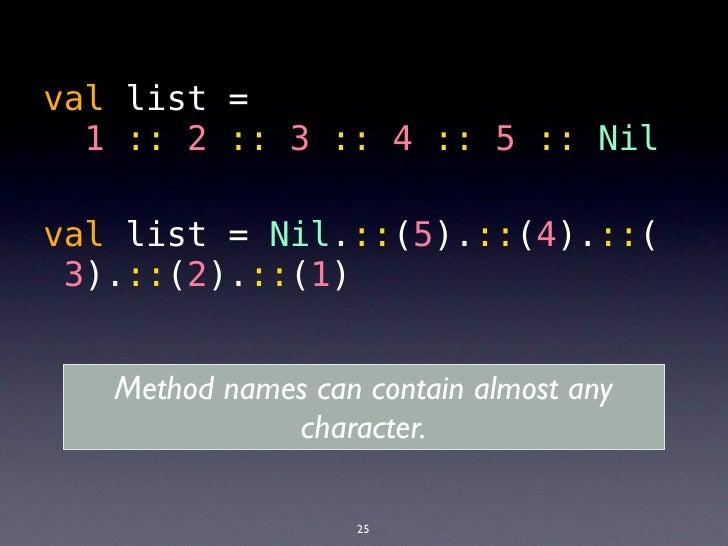 Succinct Code                                           A few things we've seen so far.                                   ...