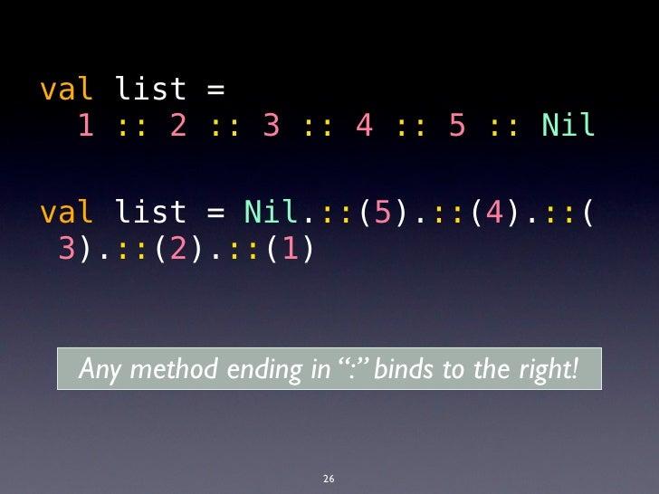 Infix Operator                                                     Notation                                                ...