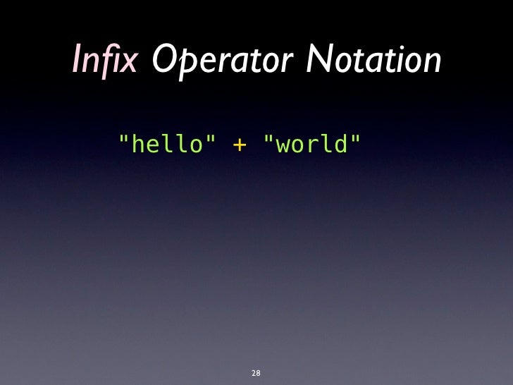 Type Inference           // Java           HashMap<String,Person> persons =            new HashMap<String,Person>();      ...