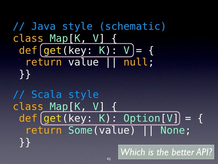 …         receive {           pattern matching           case s:Shape =>            s.draw()          polymorphism        ...