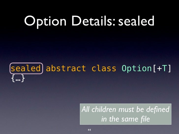 object-oriented                        and                     functional,                              81 Friday, Septemb...