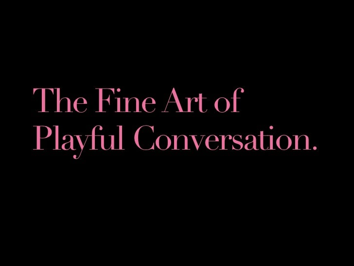 The Art & Science of Seductive Interactions