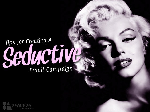 COTTOSPONSORSHIP PACKAGE Tips for Creating A SeductiveEmail Campaign