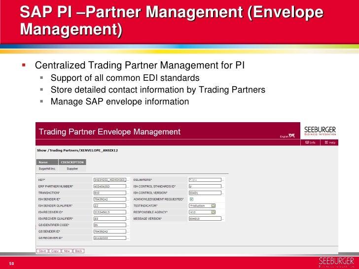 Partner sales manager cv