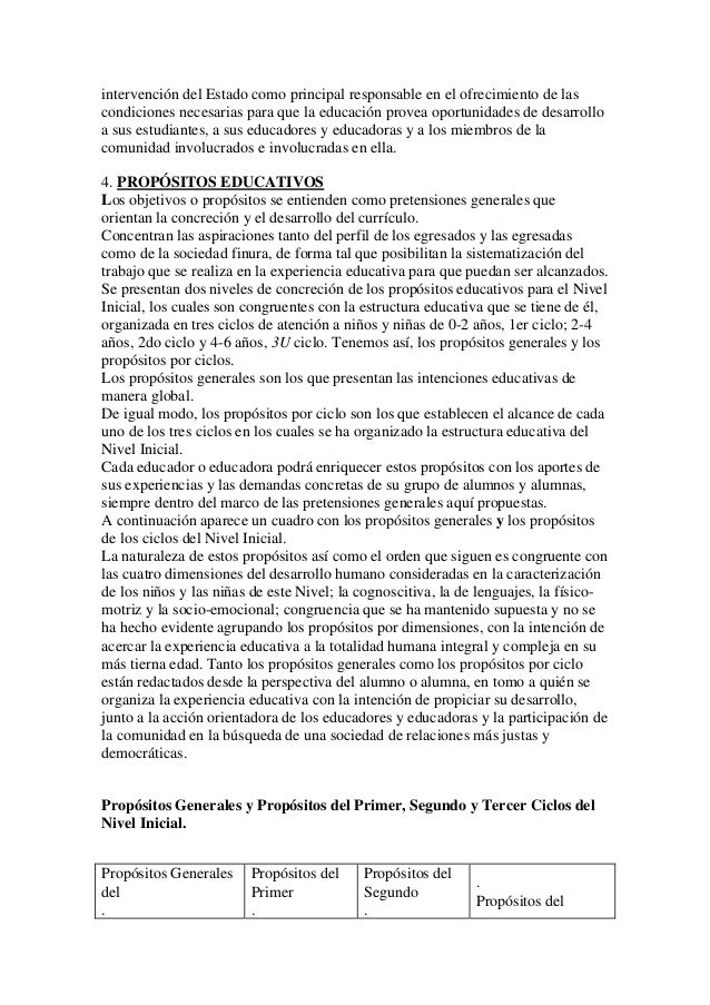 see curriculo nivel inicial dominicano On curriculo del nivel inicial