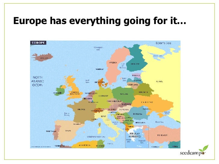 Europe has everything going for it…