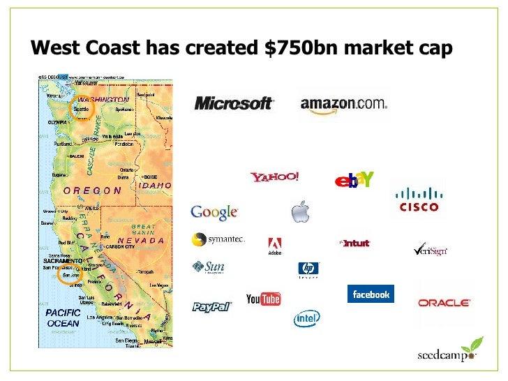 West Coast has created $750bn market cap