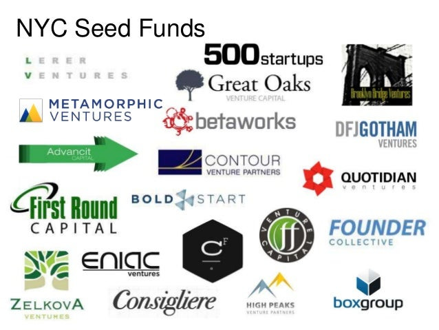 NYC Seed Funds