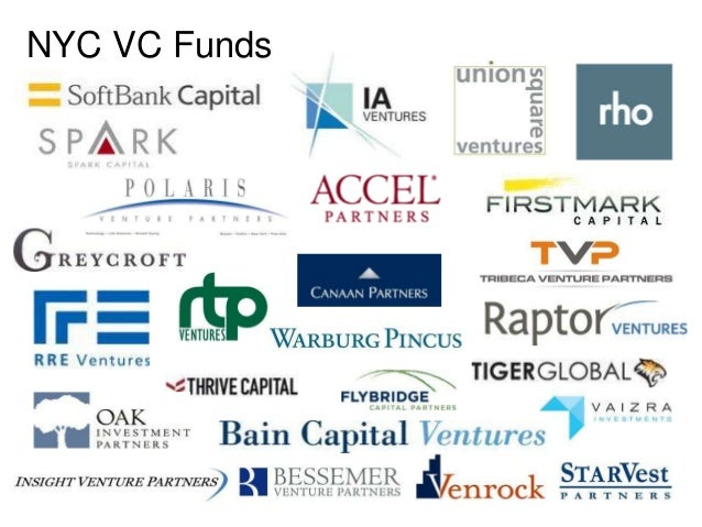 NYC VC Funds