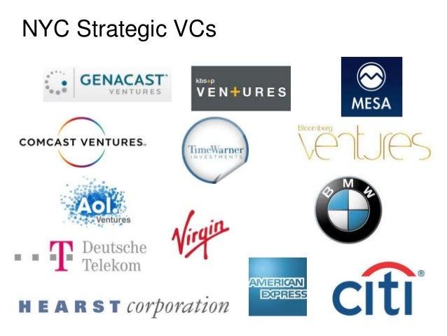 NYC Strategic VCs