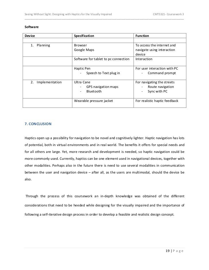 cmt3321 coursework 1