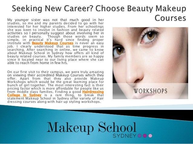 Academy of Makeup Sydney