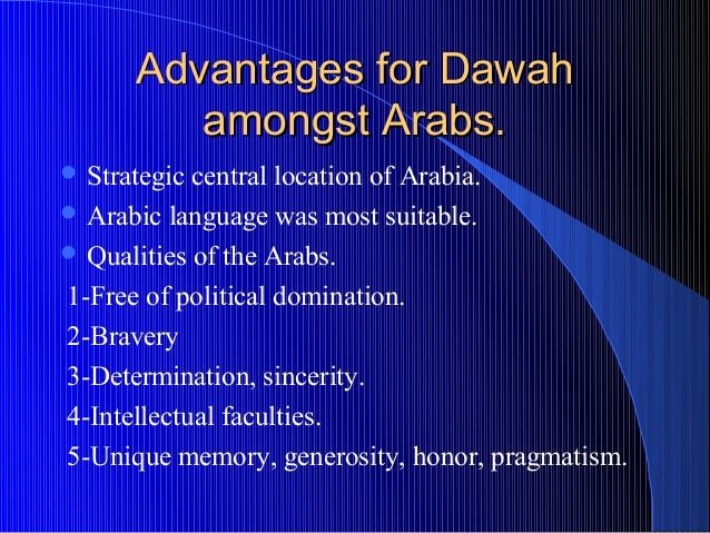 Divine Methodology of Dawah