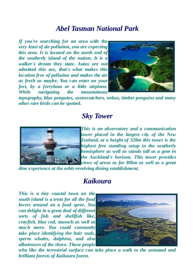 See the best new zealand tours. Slide 2
