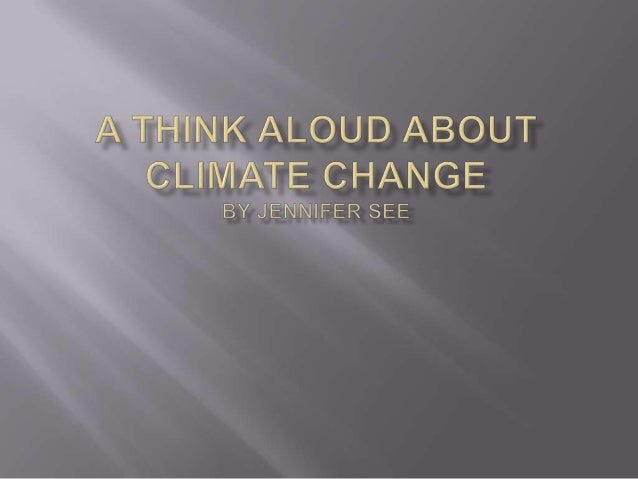 I found information on climatechange on the Internet.