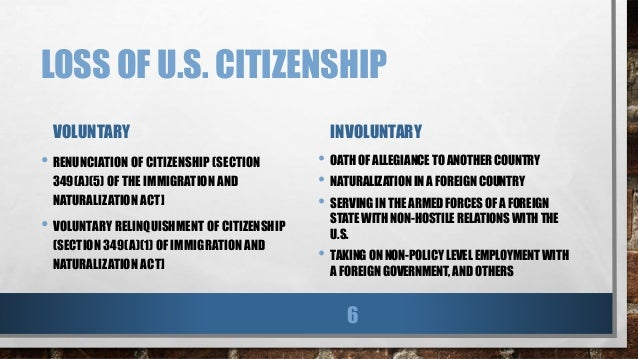 an analysis of american citizen However, becoming an american citizen requires a few steps, from establishing  your eligibility to filing,  consult an immigration attorney for a full analysis.