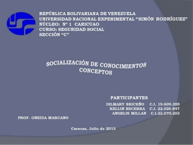 Seguridad Social - Conceptos