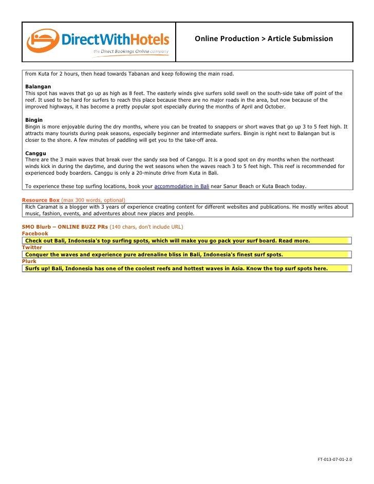warwick assessment