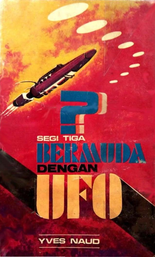 SEGi TIGA BERMUDA DENGANUFO Allh baha~a : Hanoman Penerblt : UFONAUT Bandung