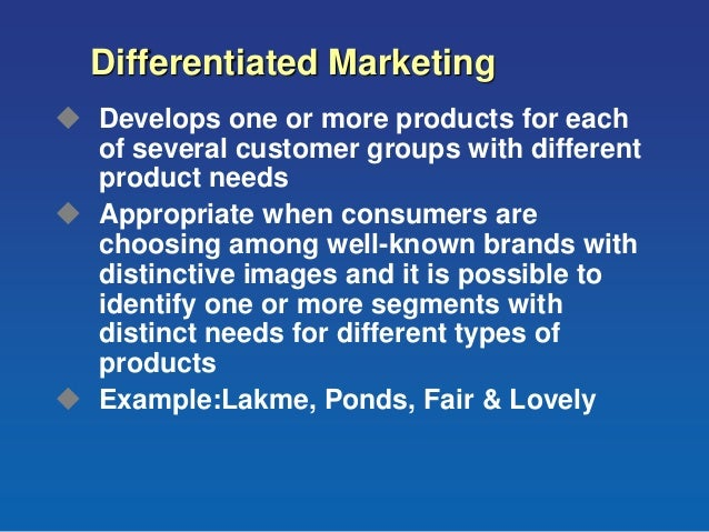 is it possible to identify a single market for two distinctly different products Why most product launches fail joan and products that start out strong may have trouble no market research on the product or the market has been done 2.