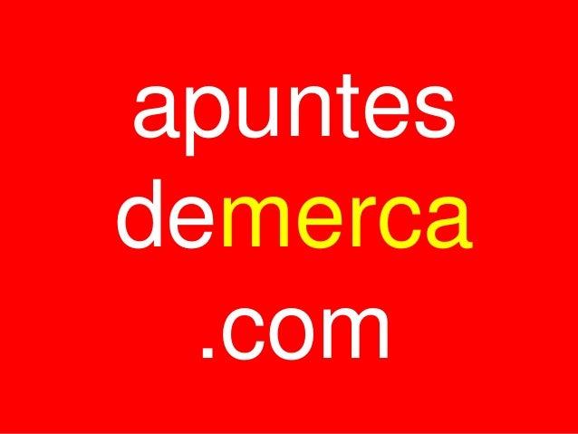 apuntesdemerca  .com