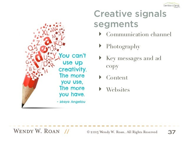 Marketing segmentation for rental business