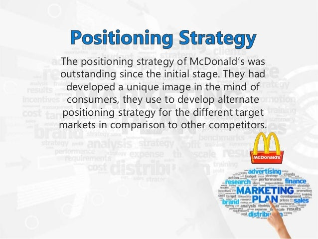 mcdonald s target segmentation Segmentation mcdonald's main advertising campaigns are more varied when approaching the demographics, sometimes they focus on children but they also target.