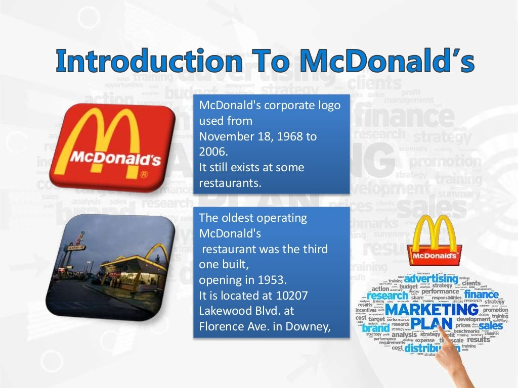 mcdonald segmentation targeting and positioning Mcdonald's business began in 1940 as a restaurant opened by two brothers all marketing strategies start with segmentation, targeting and positioning.