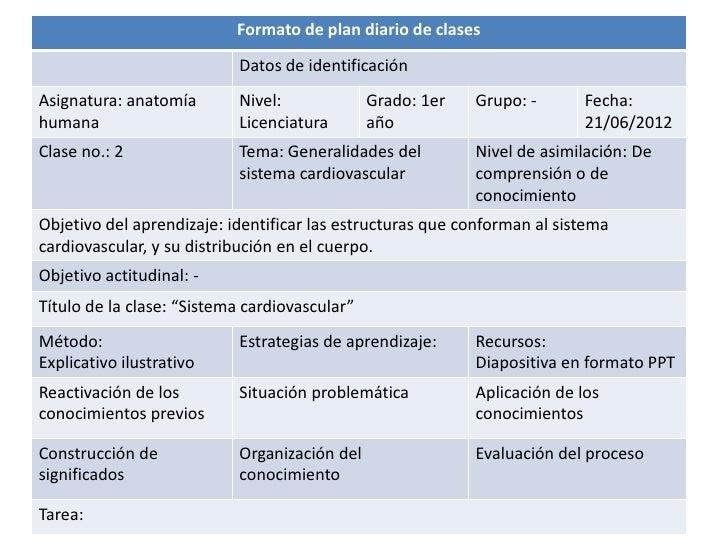 Segunda clase del curso de instructores de anatomía